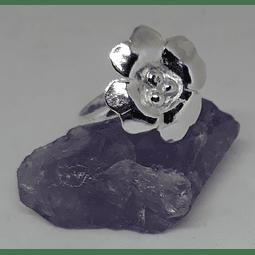 AG - plata 950 Trébol delgado.