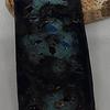 Colgante cobre largo esmaltado