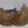 Aros de Rari tejidos con cobre
