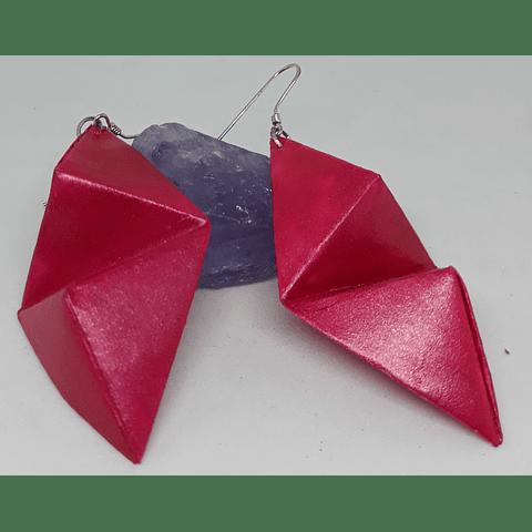 Aros Origami rombo grande
