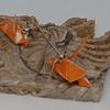 Aros Origami pajarita