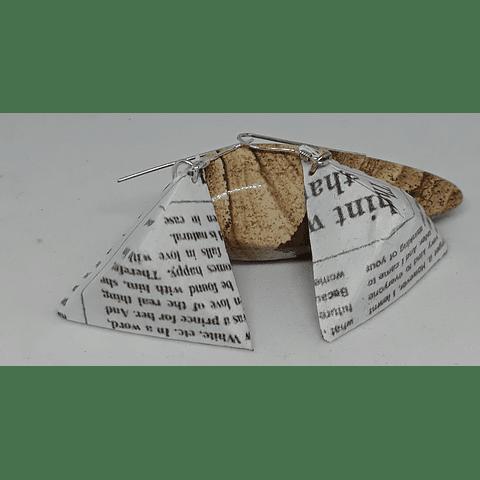 Aros Origami papel impermeabilizado