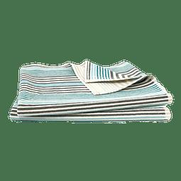 Toalha de praia - Blue Stripes