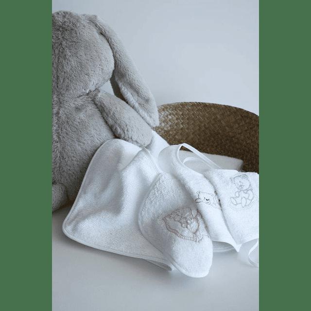 Babete para bebés