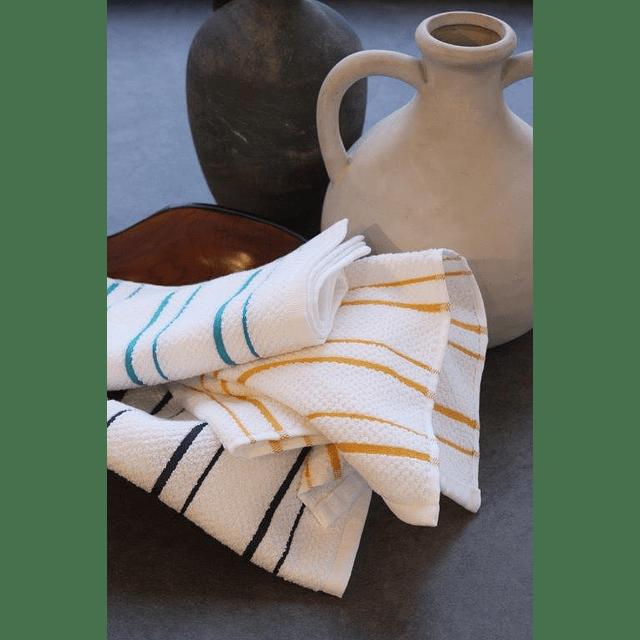 Pack de 6 panos de Cozinha RISCA