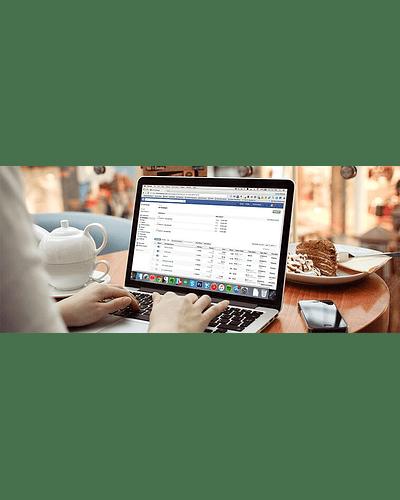 Plantilla Base de Datos Clientes