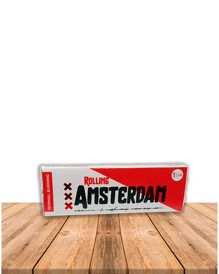 PAPEL AMSTERDAM TABACO 1 1/4