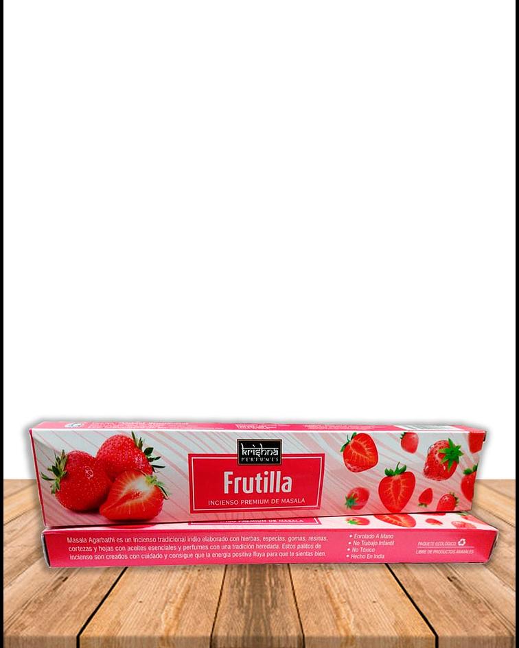 Incienso Krishna Premium Frutilla