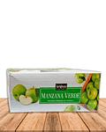 Incienso Krishna Premium Manzana Verde