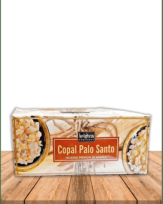 Incienso Krishna Premium Copal Palo Santo