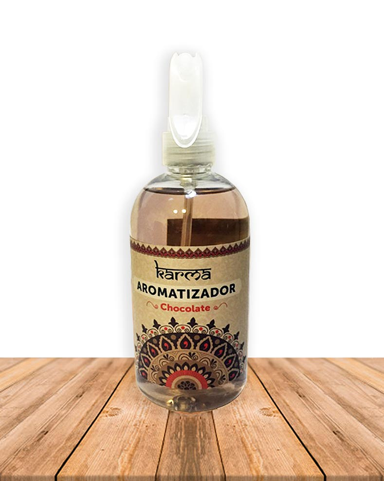 Aromatizador Chocolate Con Gatillo 350 ml