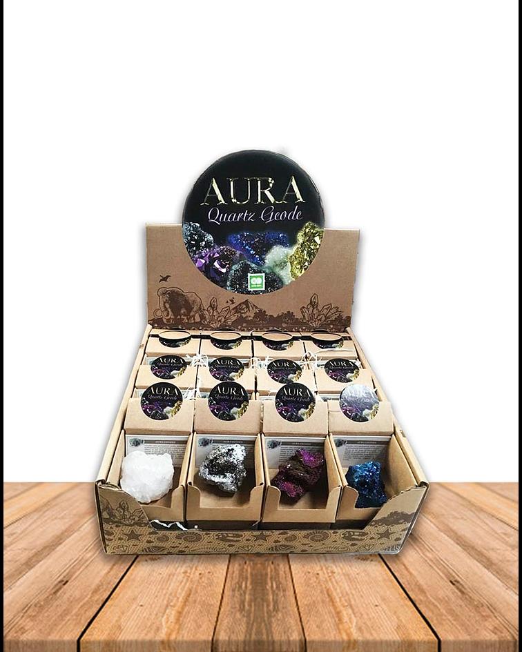 Cristales Naturales Aura JI19-497