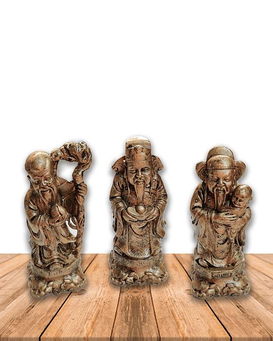 """Figura  Los Dioses de las Estrellas 5""""  JI19-181"""