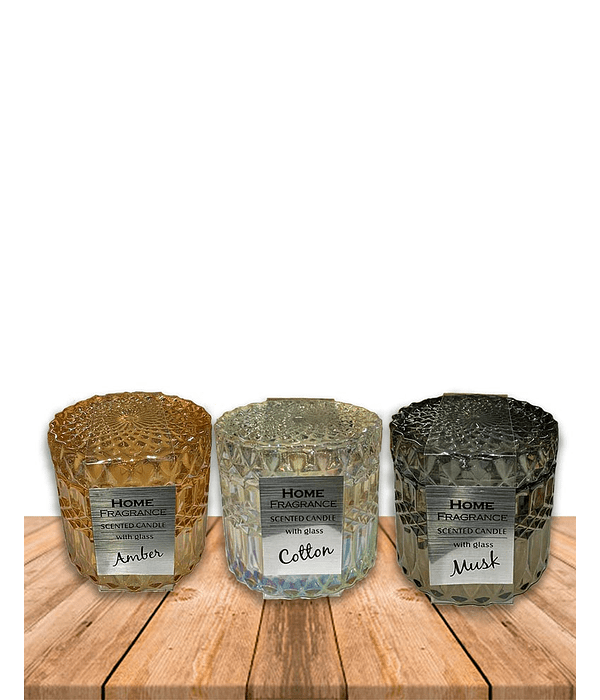 Vela Aromatica Surtida  Home Fragance JI19-465