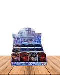 Vela Aromatica Surtida Home Fragance Vidrio Tallado JI19-458