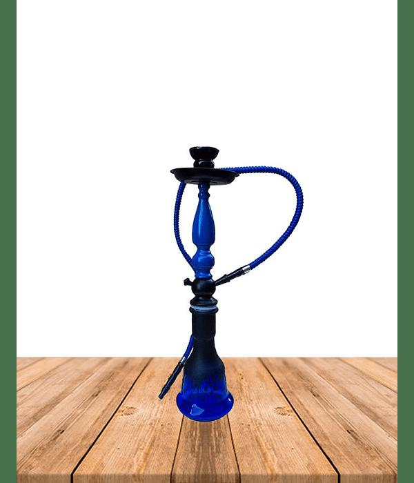Hooka  de Vidrio Azul JI19-502