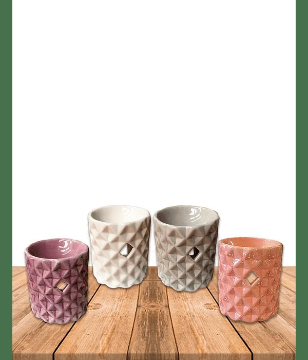 Difusor de cerámica de torre diamante