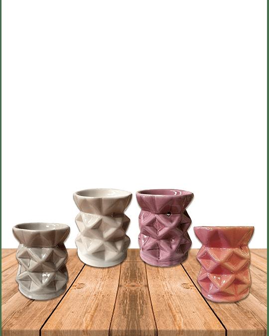 Difusor de cerámica de torre de rombo