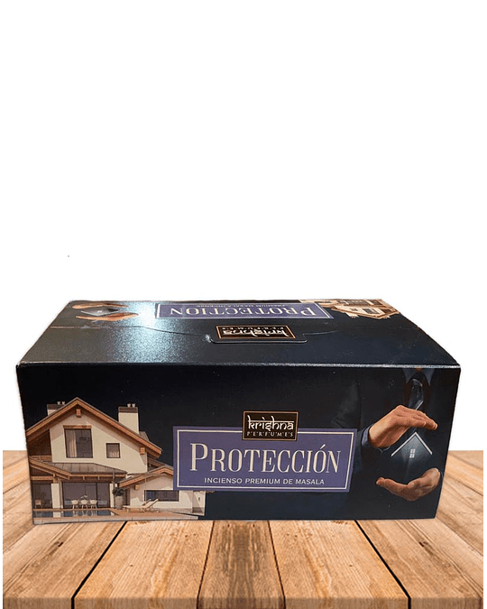 Incienso Krishna Premium Proteccion