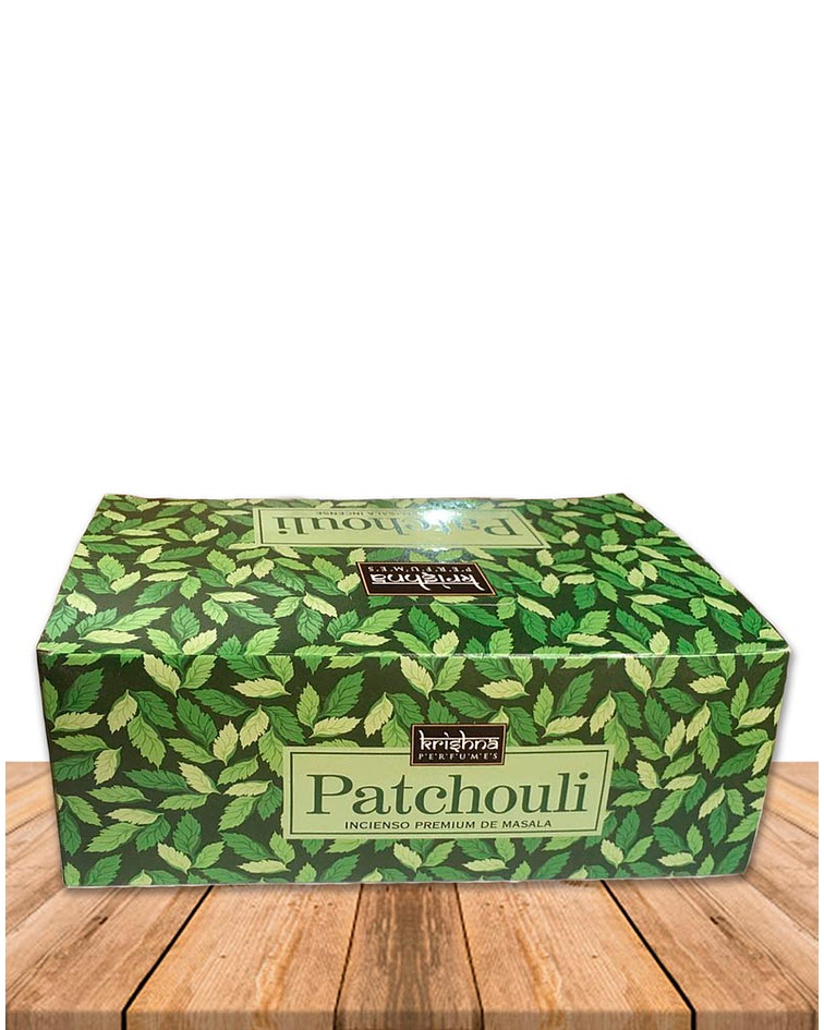Incienso Krishna Premium Patchouli