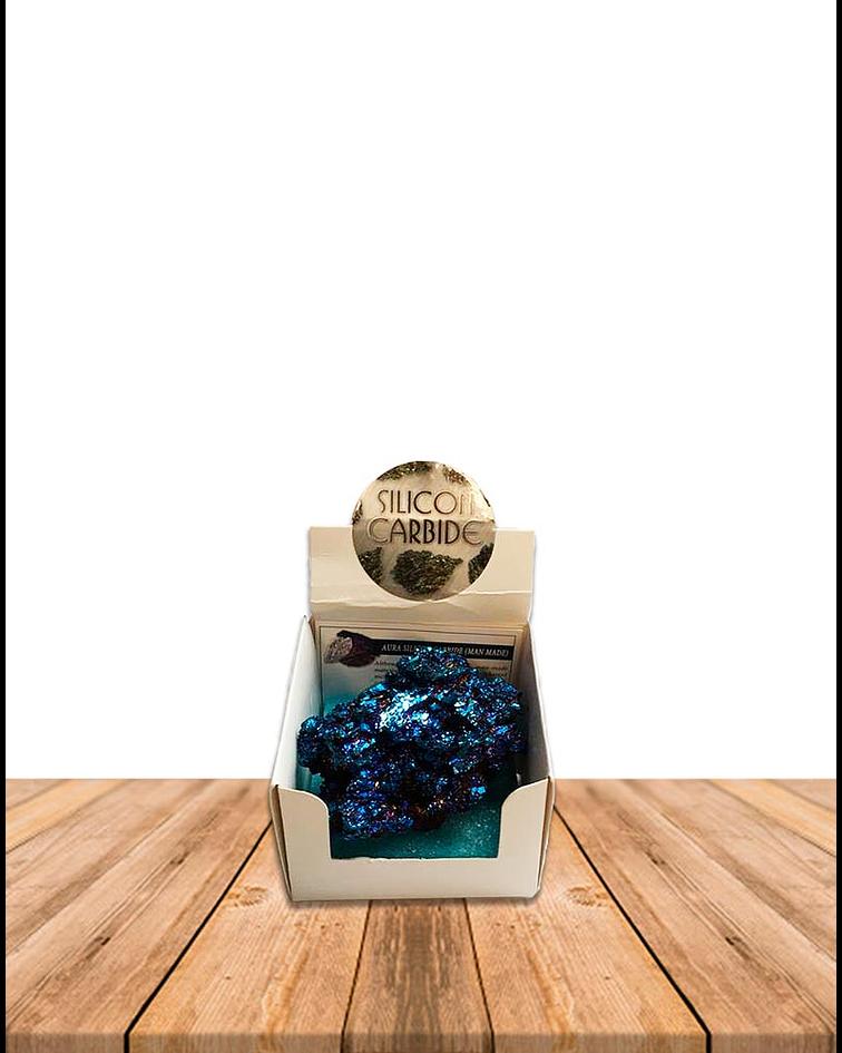 Cristales de Carburo de Silicio JI19-494