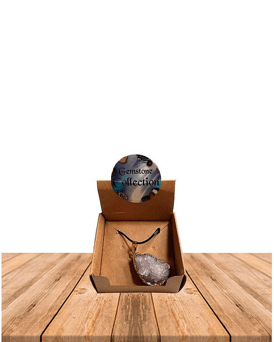 Coleccion de Colgantes de Piedras Preciosas JI19-498