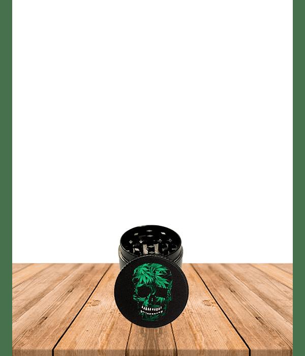 Moledor Metalico Negro PH-6915