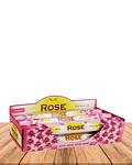 Incienso Tulasi Hexagonal Floral Pack de 6