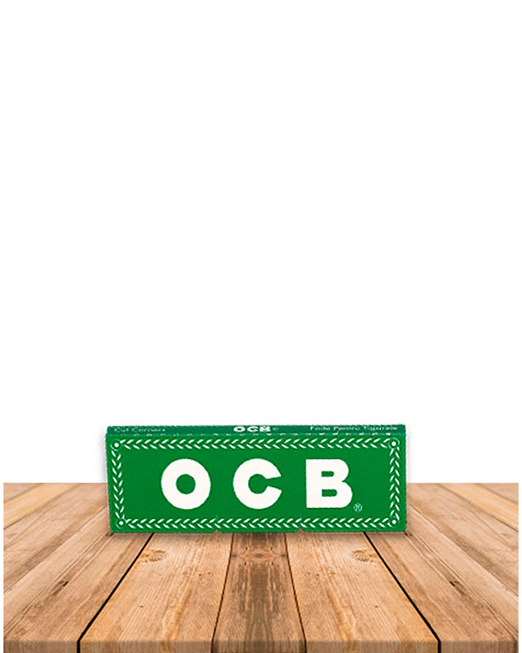 OCB Verde No 8 No 1 caja de 50