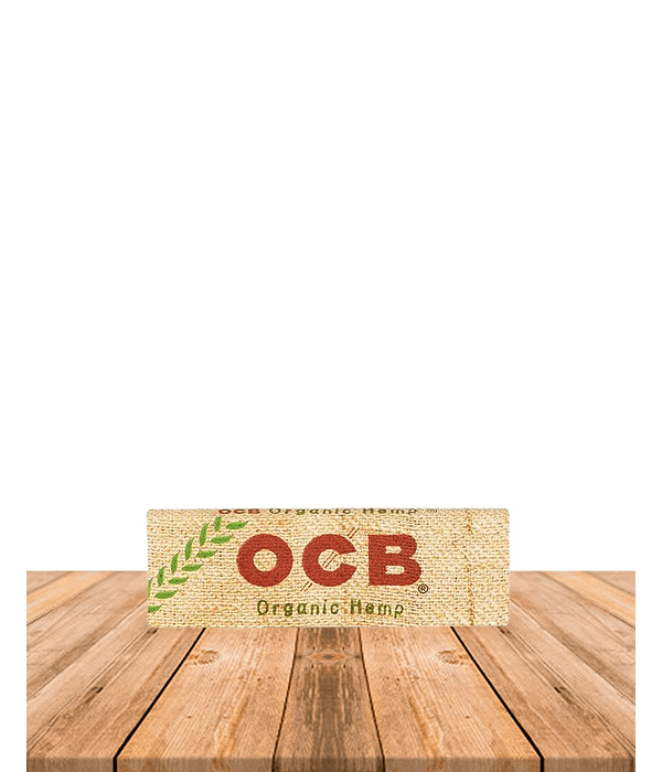 OCB organic 1 1 /4 por caja de 25
