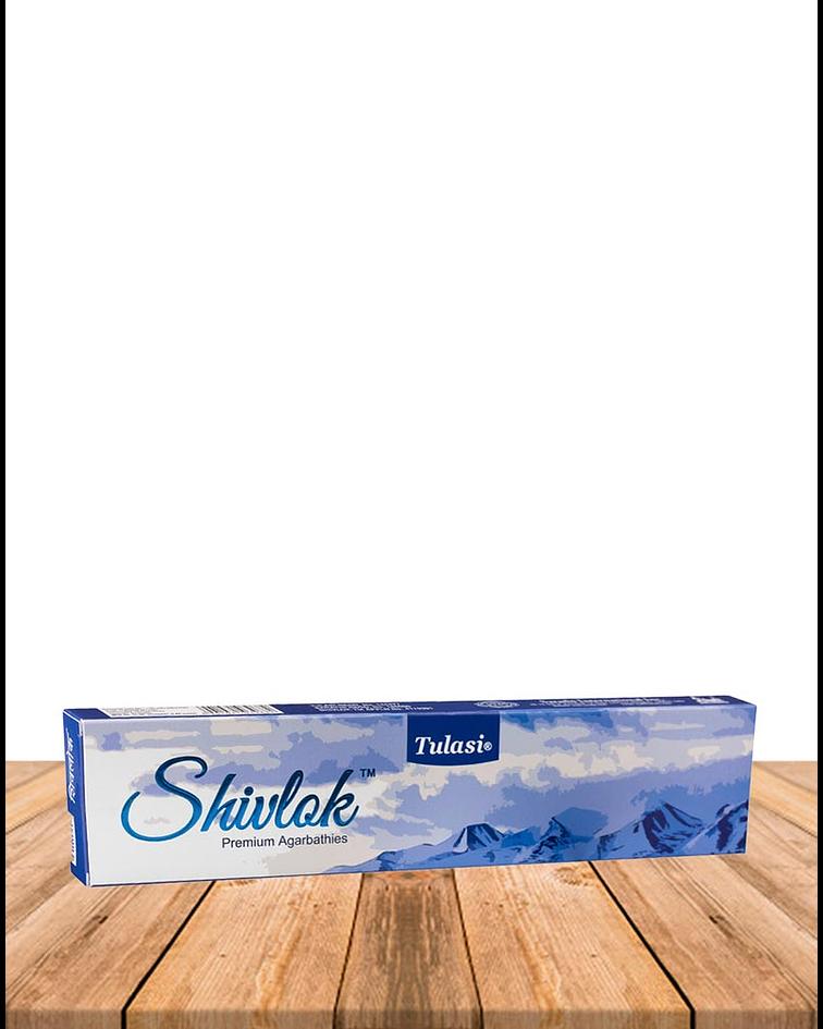 Incienso Tulasi Premium SHIVLOK 25Gr