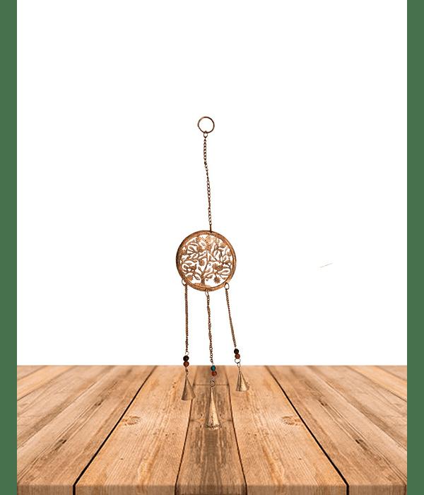 Colgante metal arbol de la vida SLV19-27