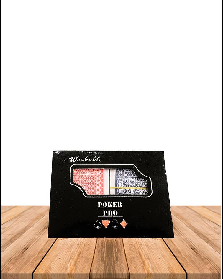 Caja de Naipes (Cartas de Poker)