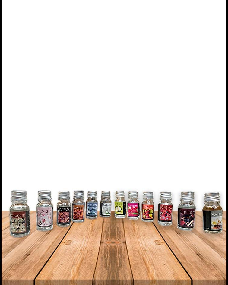 Set de Aceites Esenciales Surtidos JI20-20