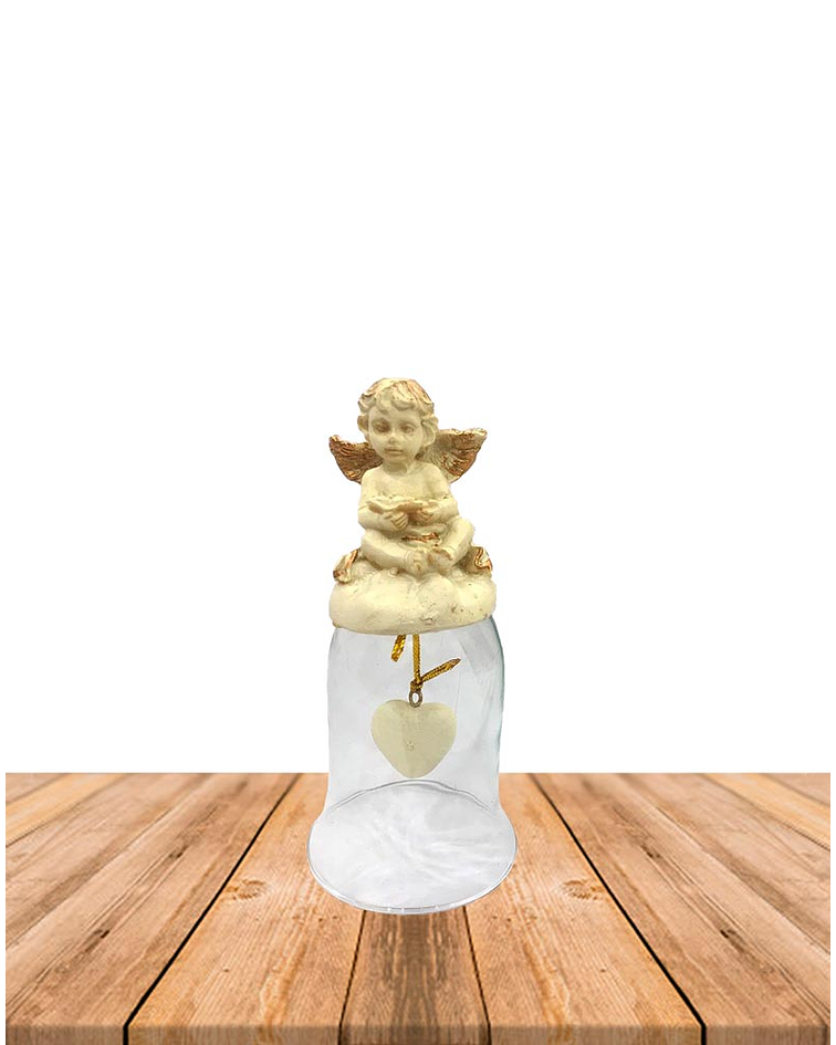 Angel en Campana de Cristal GW16927
