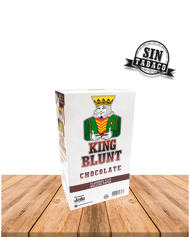 King Blunt  x5  Chocolate