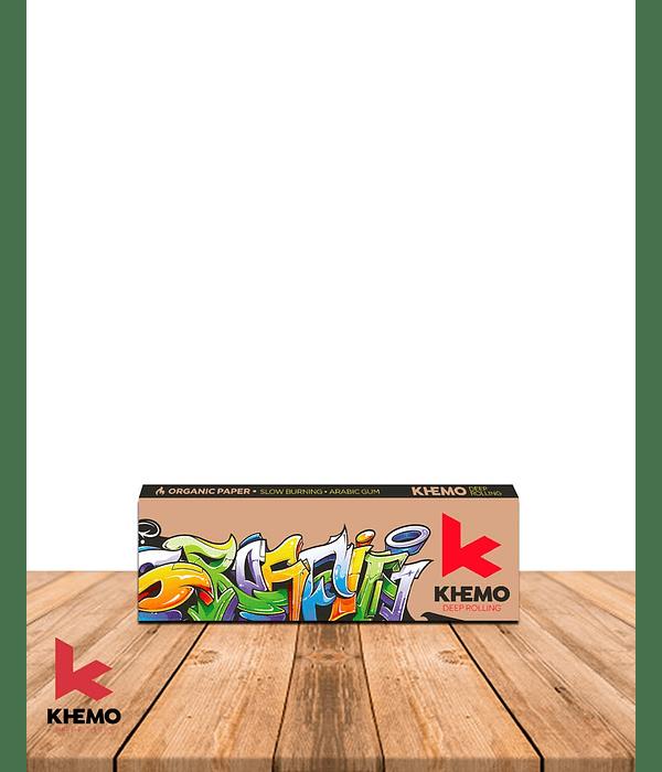 Papelillo Khemo Organic 1 1/4 (Cafe)