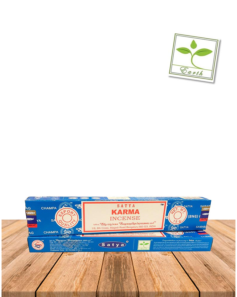 Incienso Satya Karma 15 gr