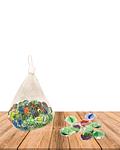 Gemas De Color Tranpsarente JI16-251