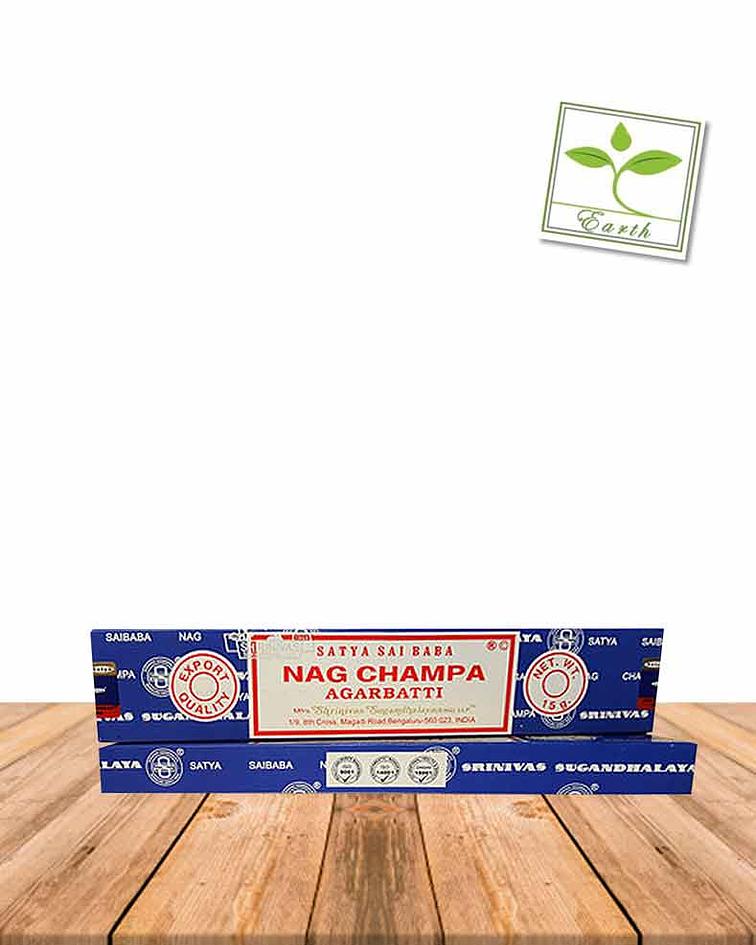 Incienso Nag champa 15 gr