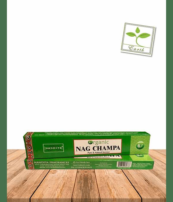 Incienso Nandita Nag Champa Organic