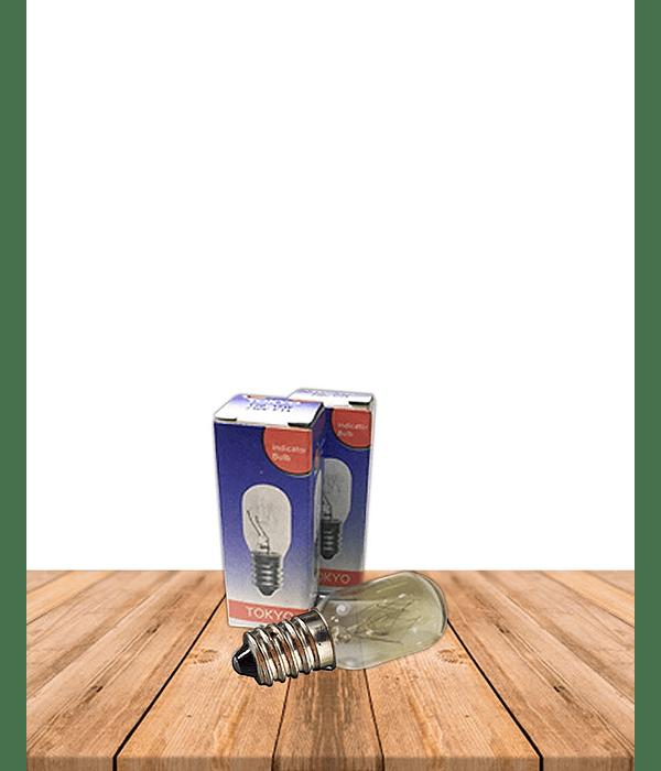 Ampolletas Para Lampara de sal Pack de 6