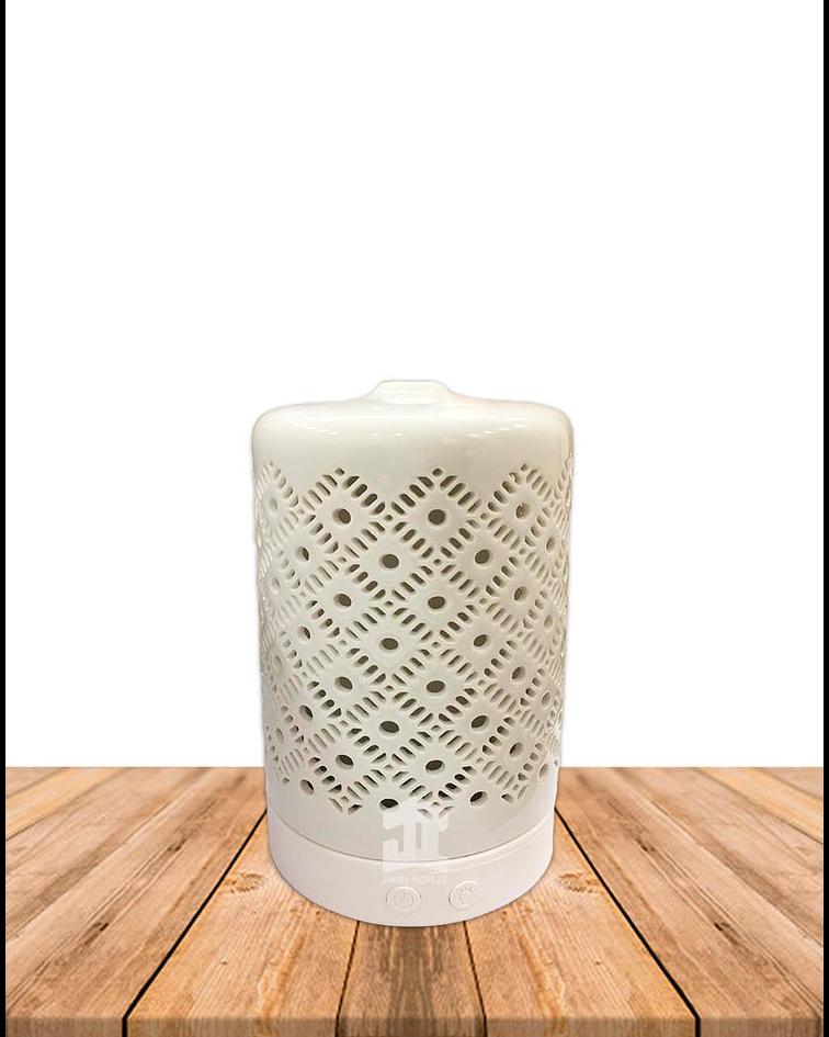 Difusor Humidificador Cilindro Ceramica 100ML  JI20-45