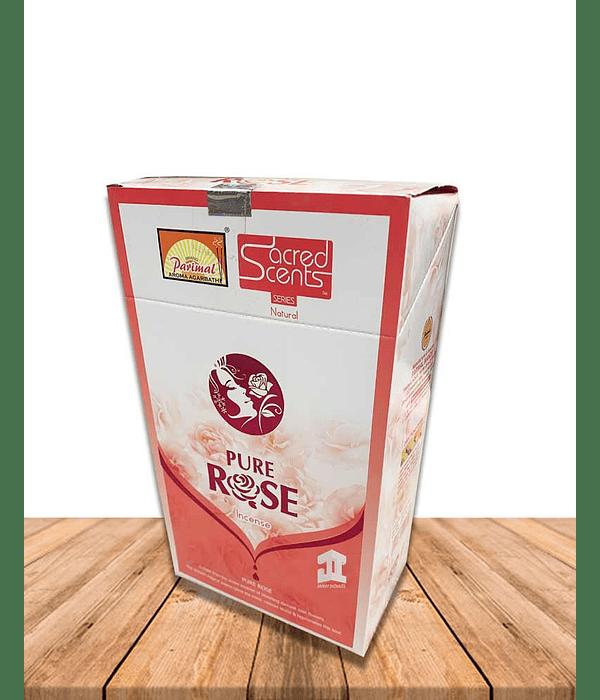 Incienso Parimal Rosa Pura 15 gr