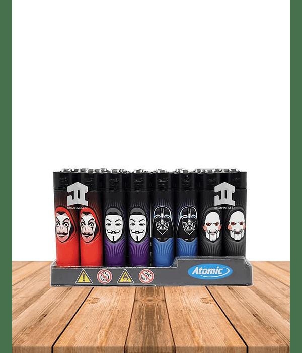 Encendedores Atomic Mask