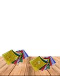 Banderas Tibetanas N°2  VDQ20-11