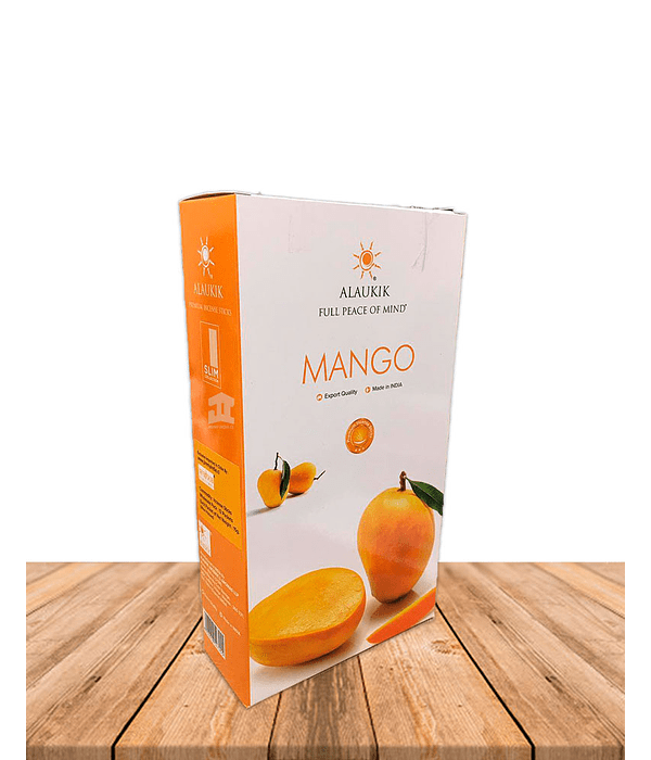 Incienso Alaukik  Slim   15Gr Mango