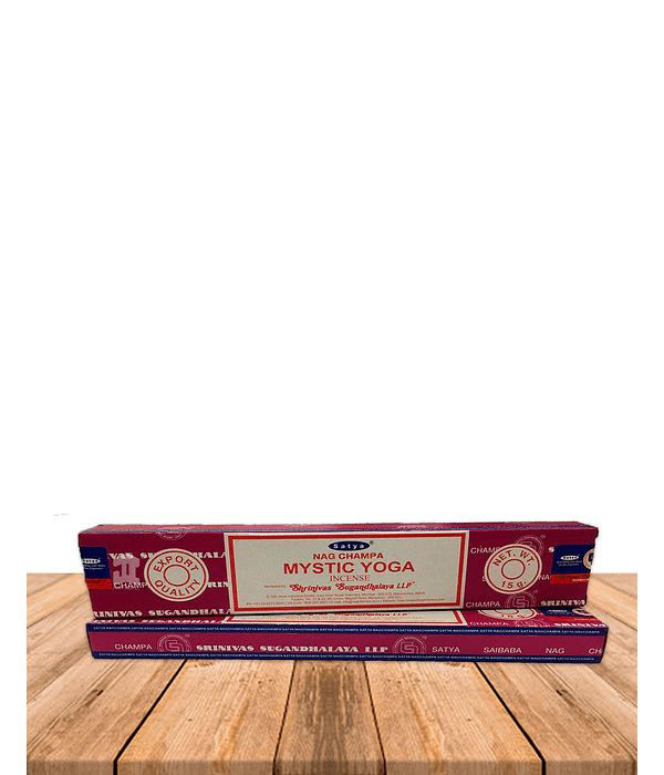 Incienso Satya Yoga Mistico 15 gr
