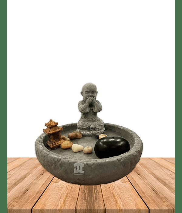 Jardin Zen Redondo JI19-027