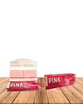 Papel Rolling Amsterdam  PINK + Tips 1 1/4 (Extra Fino)